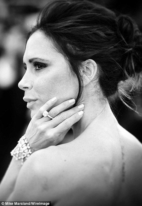 VIctoria Beckham - May 11, 2016 #Cannes2016