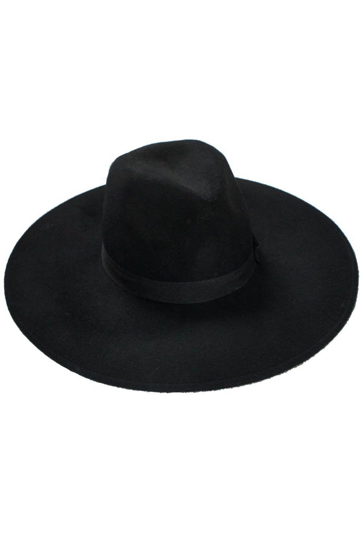 65ed8ab238500 Witch Brim Hat