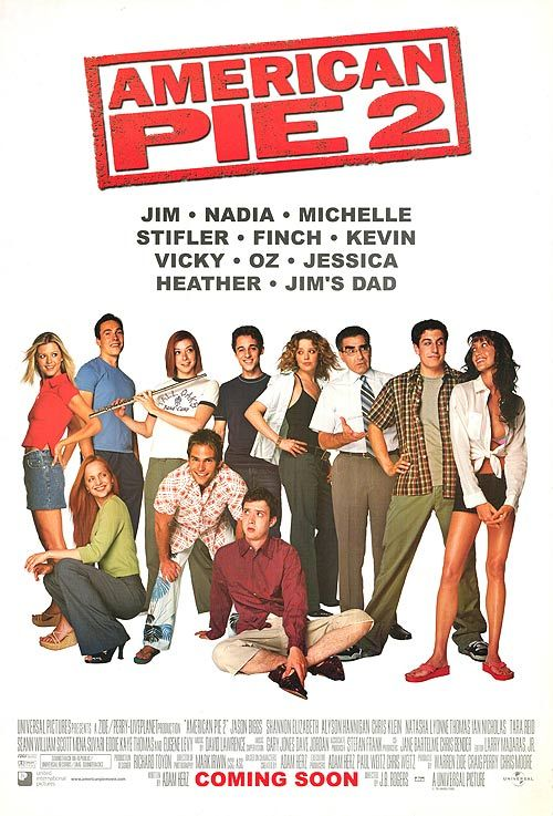 American Pie 2 The Whole Gang Are Back And As Close As Ever