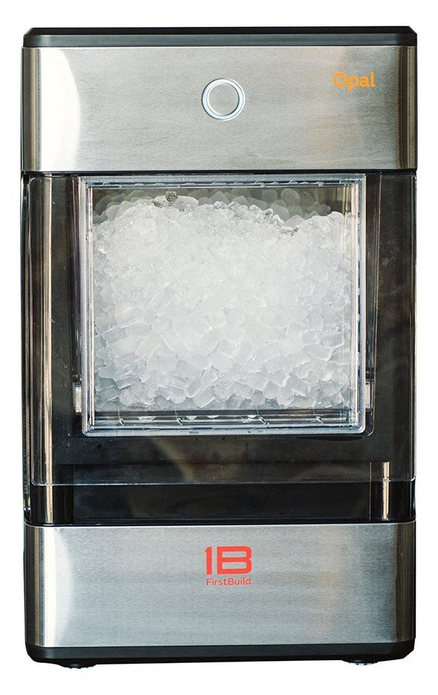 Opal Nugget Ice Maker Firstbuild Nugget Ice Maker Portable Ice