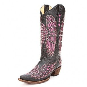 Corral Wing Cross Cowgirl Boots Cowgirl Boots Boots Western Cowboy Boots