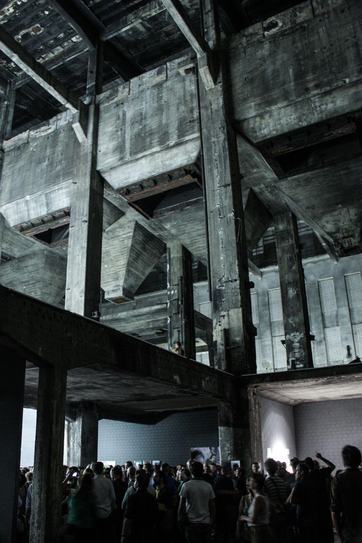 Halle am Berghain-8604 in 2019 | Berlin techno, Berghain