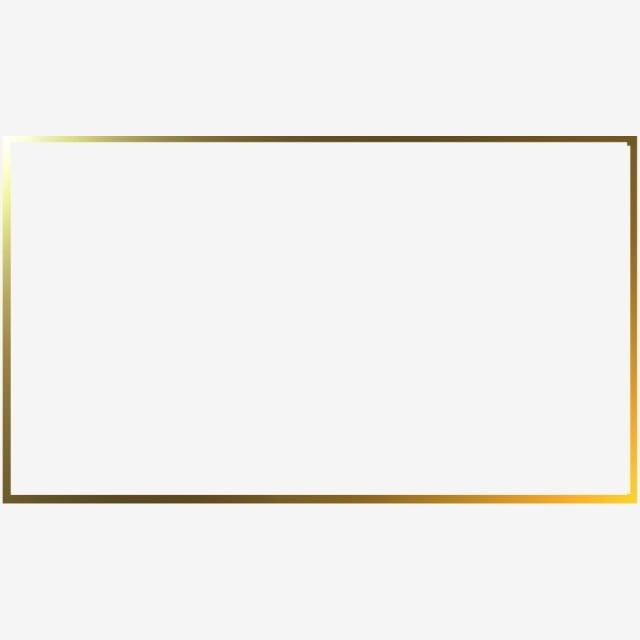 Rectangle Golden Frame Border Photo Clipart Rectangle Rectangle Border Png Transparent Clipart Image And Psd File For Free Download Certificate Frames Frame Clipart Clip Art Borders