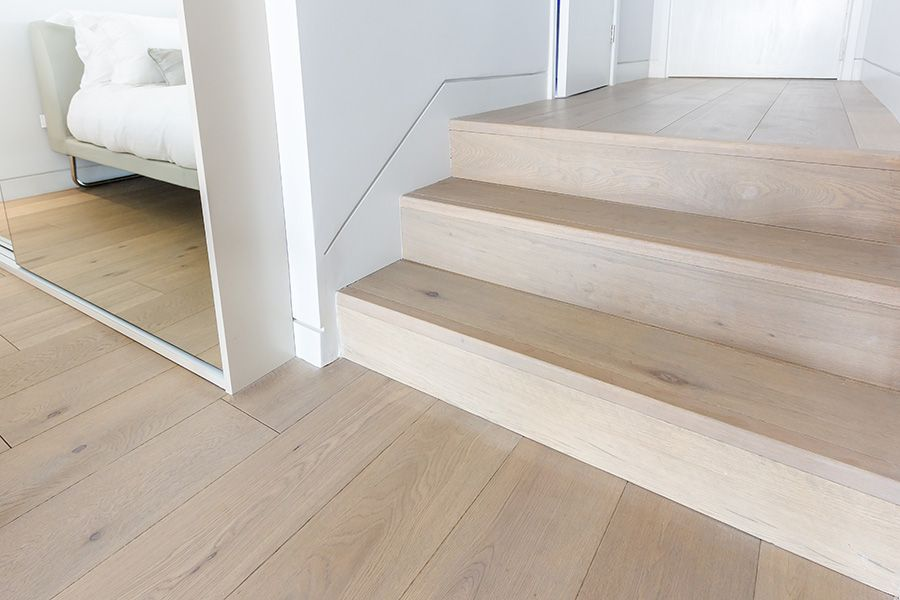 Eiger Phoenix Grey Wood Floors Deliver Contemporary Grey Hues In A