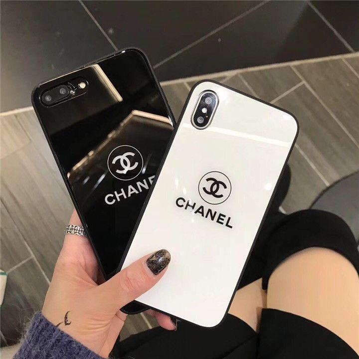 f65cb224f676 シャネル iphonex/8ケース 鏡面ケース シンプル Galaxy s9/s9 plus携帯ケース CHANEL