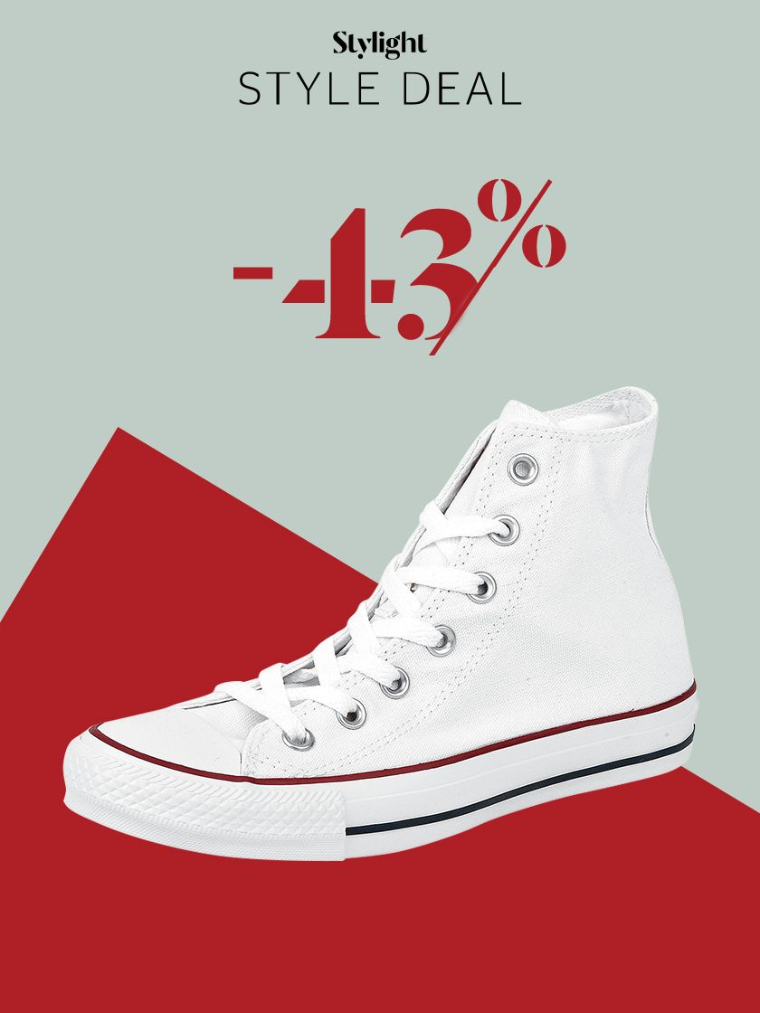 Converse All Star in saldo? Con lo Stylight Style Deal