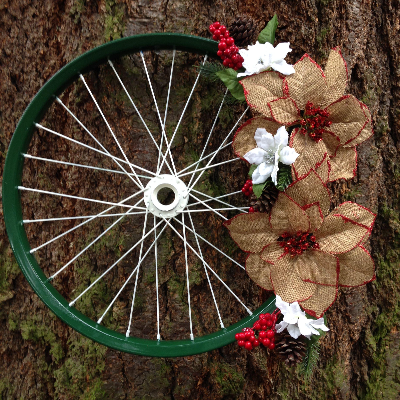 своими руками из велосипедных колес фото харлей