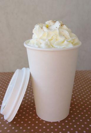 Le chaï thé latte de chez Starbucks