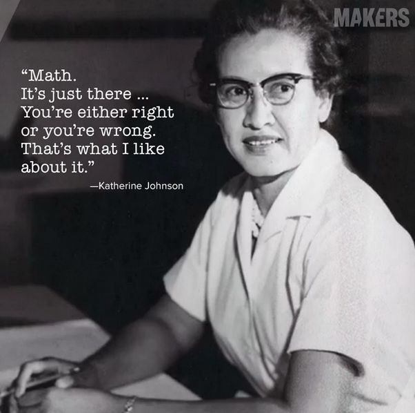 Movie quote by Mary Jackson from Hidden Figures Movies