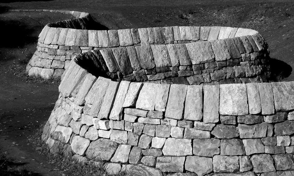 Stone River - By Andy Goldsworthy andy goldsworthy Pinterest - kunstfelsen selber machen