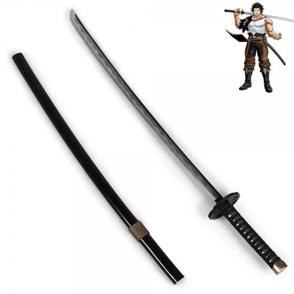 Black Clover Yami Sukehiro Sword Replica Cosplay Prop Cosplay Props Sword Cosplay