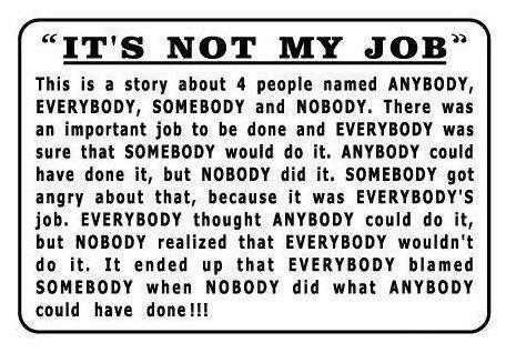 its not my job inspirational life quotes quotes i love