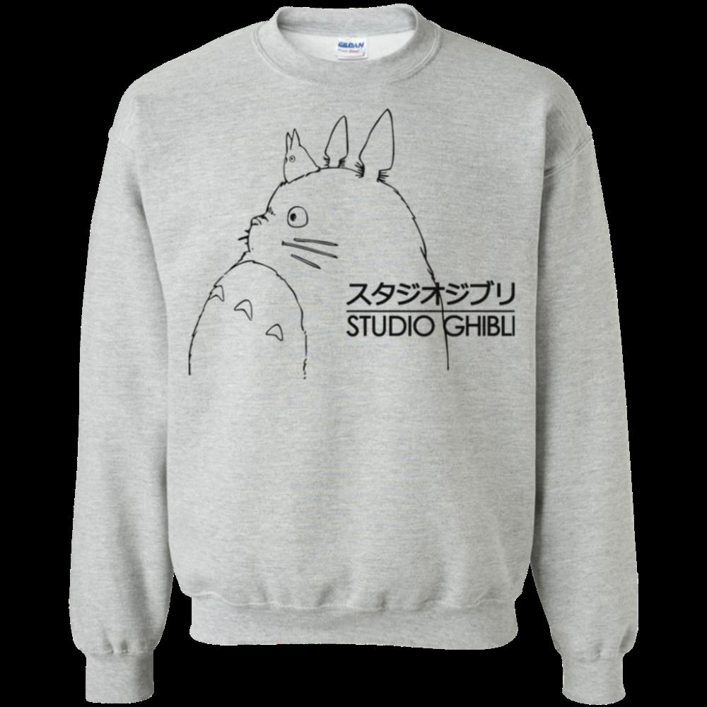 Pin By Lilyan Valverde Da Costa On Studio Ghibli Sweatshirts Pullover Sweatshirt Studio Ghibli [ 1000 x 1000 Pixel ]