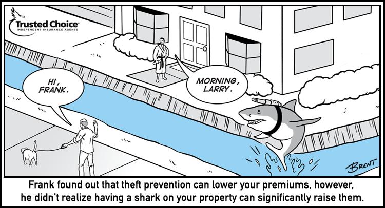 Home Insurance Comic Illustration 9 Home Insurance Quotes Home Insurance Insurance Quotes