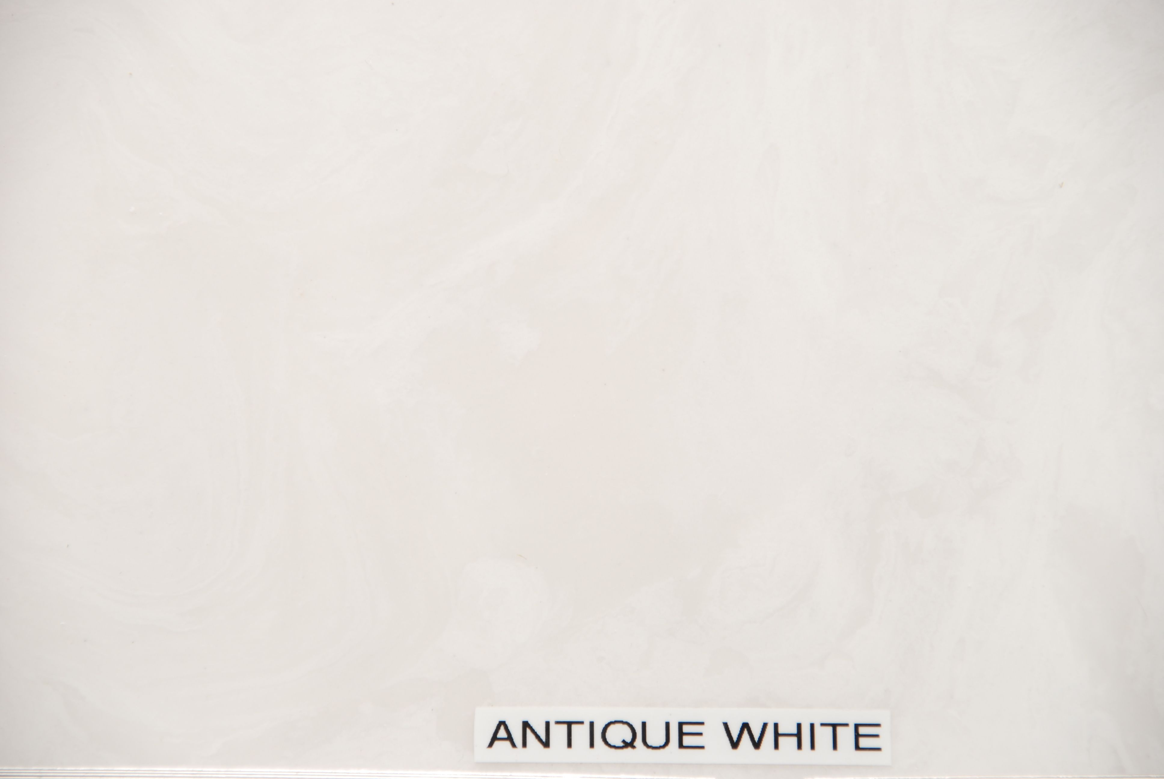 Standard bath counter top:  1 of 3 colors offered