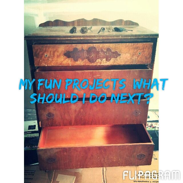 My Fun Projects, What Should I Do Next? - Flipagram