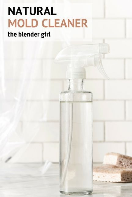 Natural Mold And Mildew Cleaner Recipe Homemade Mold Removal - Natural mold remover for bathroom