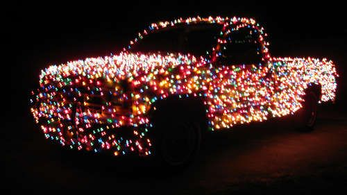 24 Christmas Light Decorations  Be cool The christmas and Much