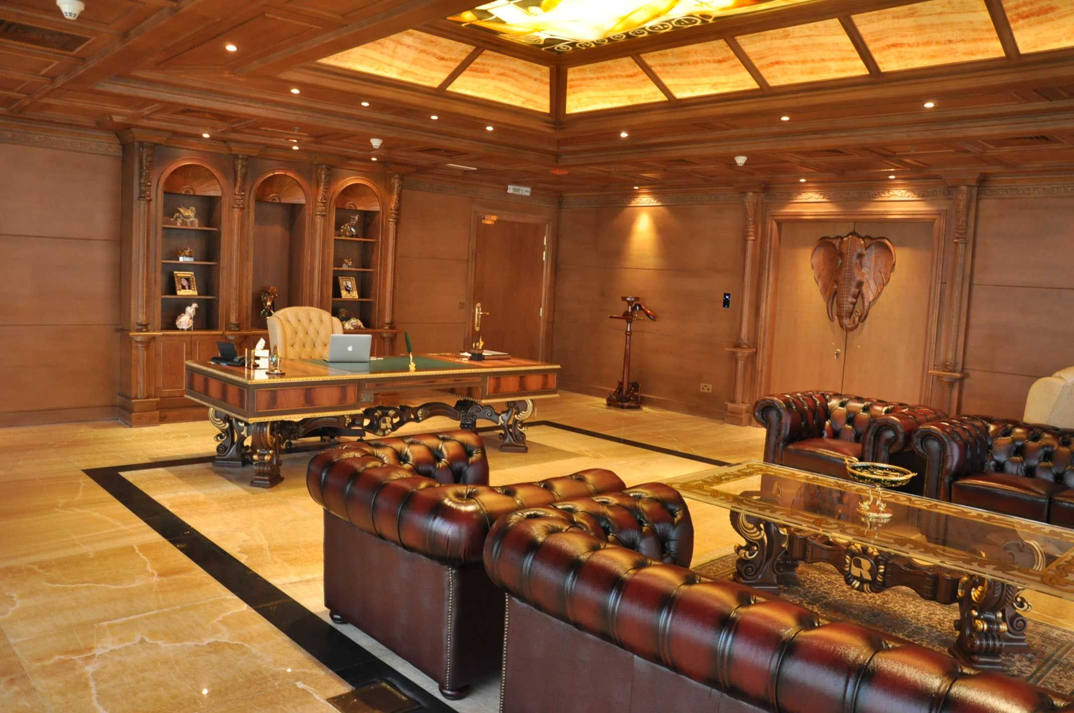 Interior Designpanies In Dubai royal office interior design royal office interior design
