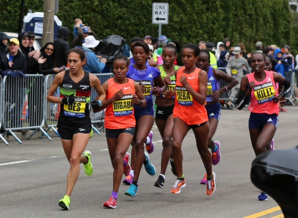How Top American Finisher Fueled For The Boston Marathon