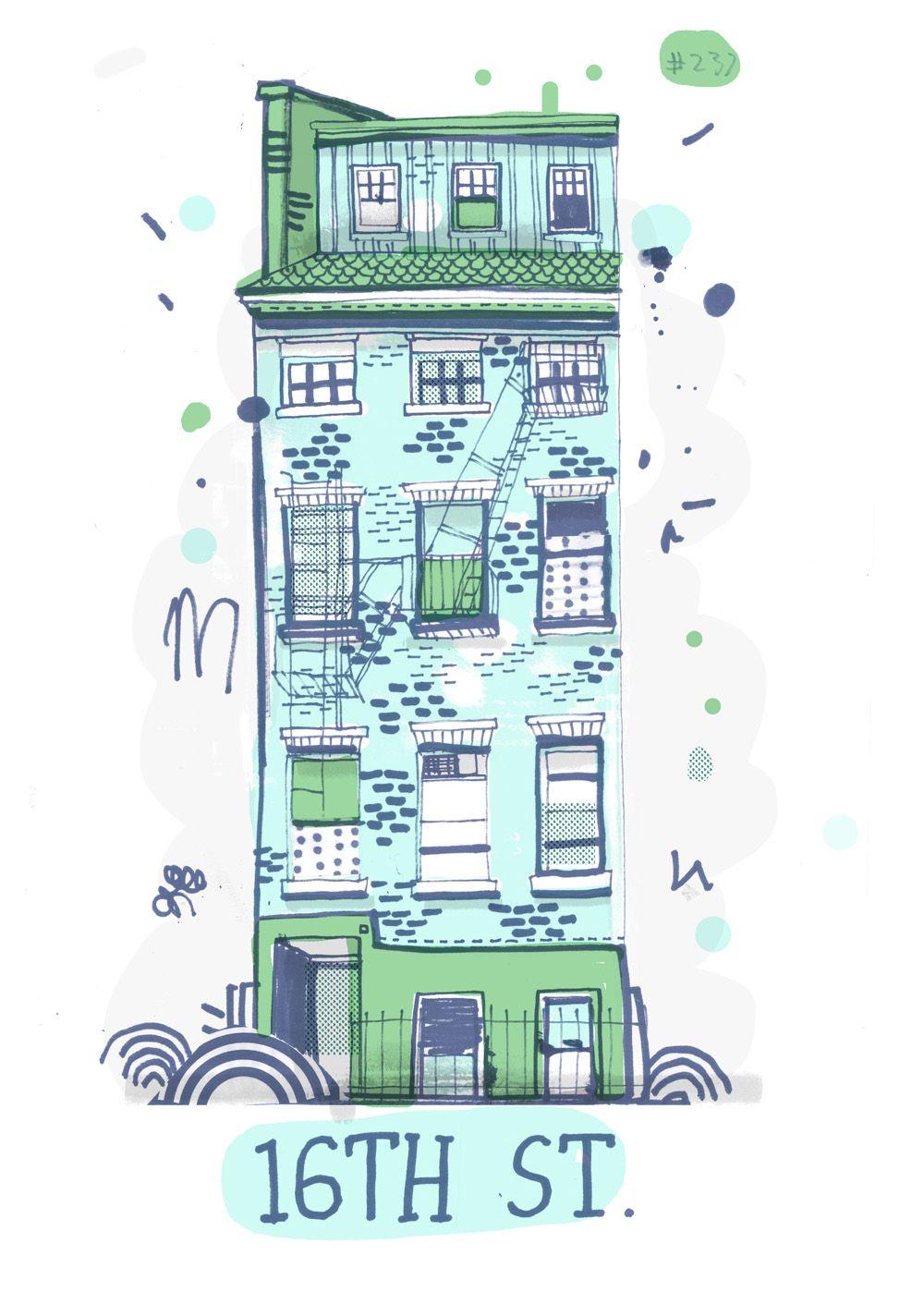 Resultado de imagen para EDIFICIO FLATIRON dibujo para colorear | NY ...