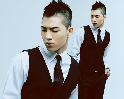 Taeyang. I want him!