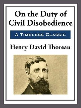 Essays on civil disobedience