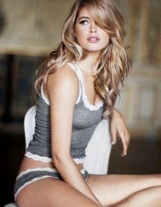 Very Cute Blonde