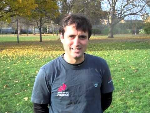 Green workout from British Military Fitness