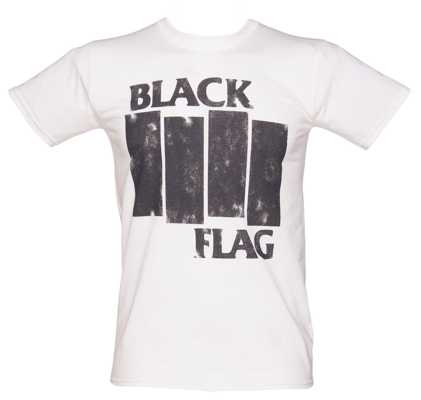 Black flag t shirt uk - Men S Black Flag T Shirt From Truffleshuffle Xoxo