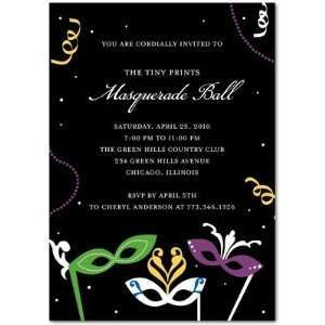 masquerade ball invitations free downloads | For Evening Business ...
