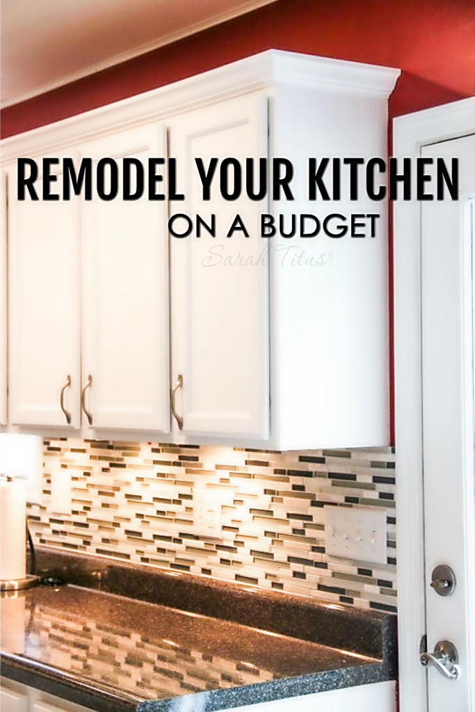Most Kitchen Renovations Are Very Expensive But This Trick Can Make Your Look Brand New For A Fraction Of The Cost Here S How To Remodel