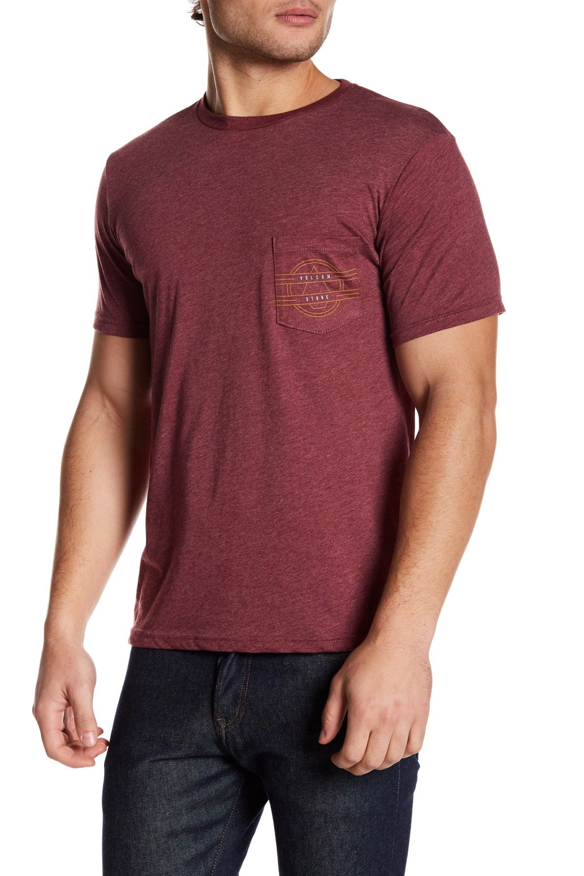 Rookie Short Sleeve Pocket Tee