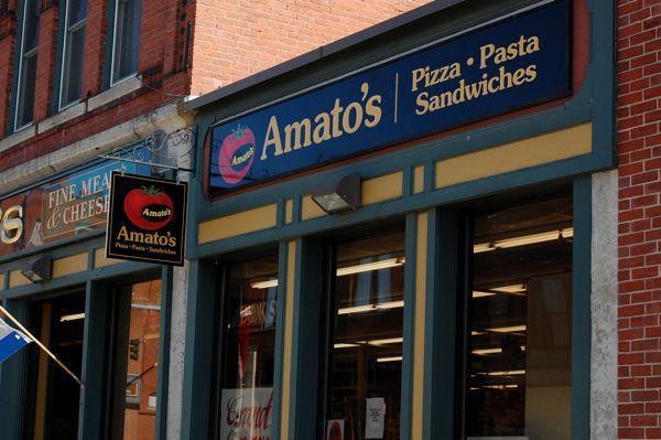 Amato's - Pizza :: Pasta :: Sandwiches - Blog