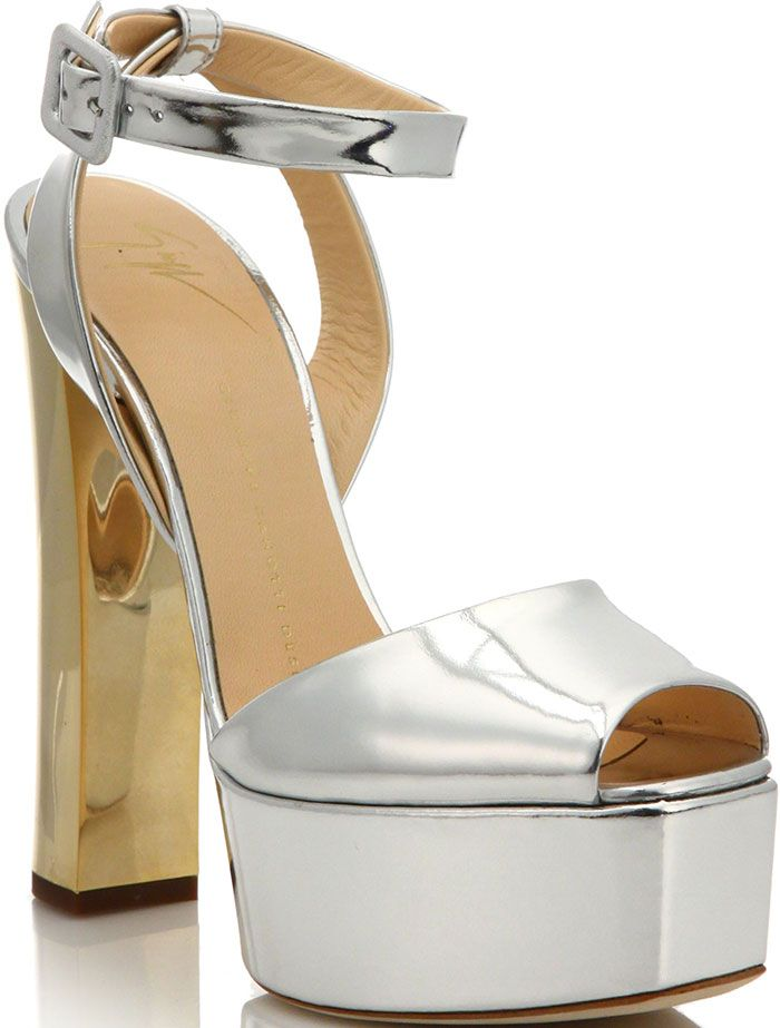 1557bbb2fb3 Giuseppe Zanotti  Betty  Platform Sandals
