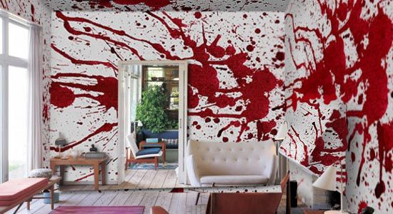 Dexter style wall papaer by Pixars