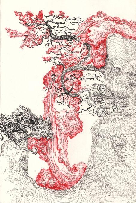 Galería Blanca Soto José Luis Serzo. Disfrazose el filósofo, 2013. Óleo y lápiz sobre papel.  30x42 cm.