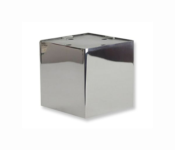 Dixie Metal Furniture Legs Are 3 X 3 X 3 H In 16 Gauge 304 Stainless Steel There Is A Top Mounting Pla Metal Furniture Legs Furniture Legs Metal Furniture