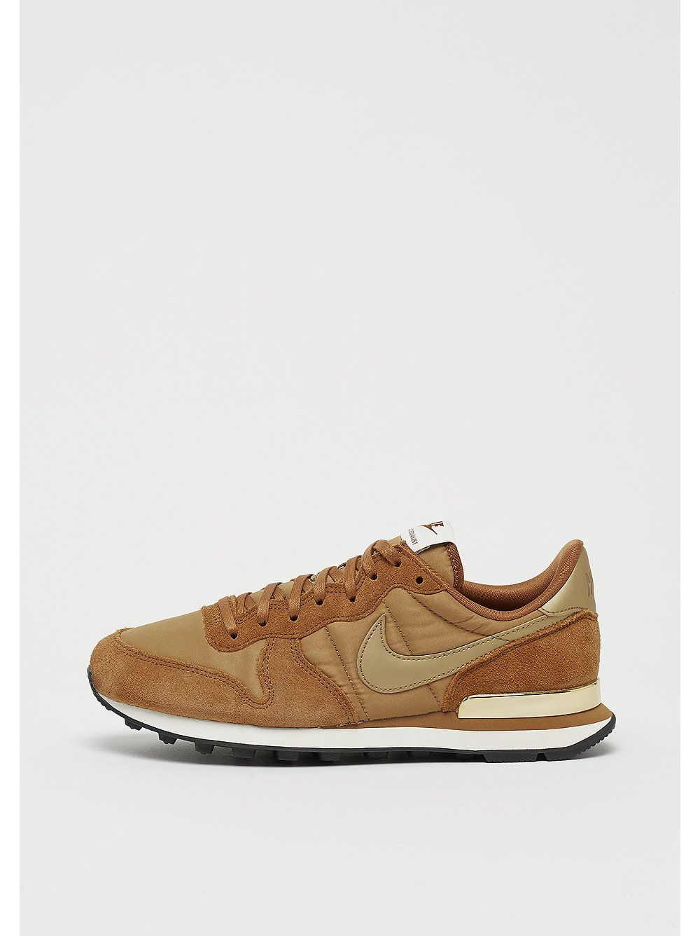 official photos 87bb6 b5bfd ... Shoe Buy NIKE Internationalist ale brown metallic gold golden beige ...