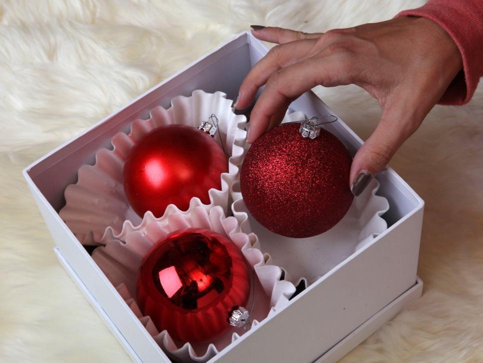 10 hacks de rangement pour vos décorations de Noël Organizing