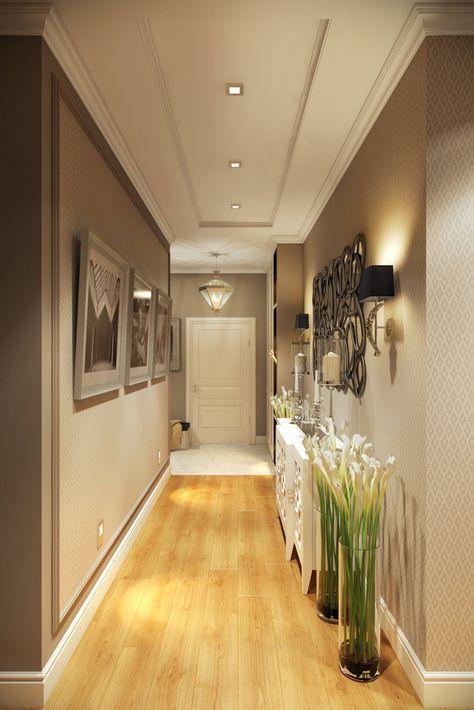 Corridor Design Ceiling: Gypsum Ceiling Designs Corridor