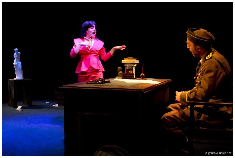 'El último dictador...' Teatro Circular -Montevideo