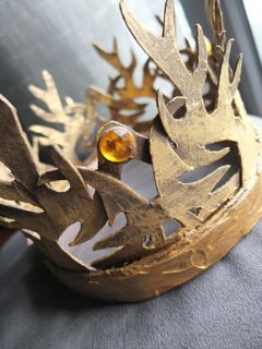 yoonie at home make a crown costumes pinterest crown