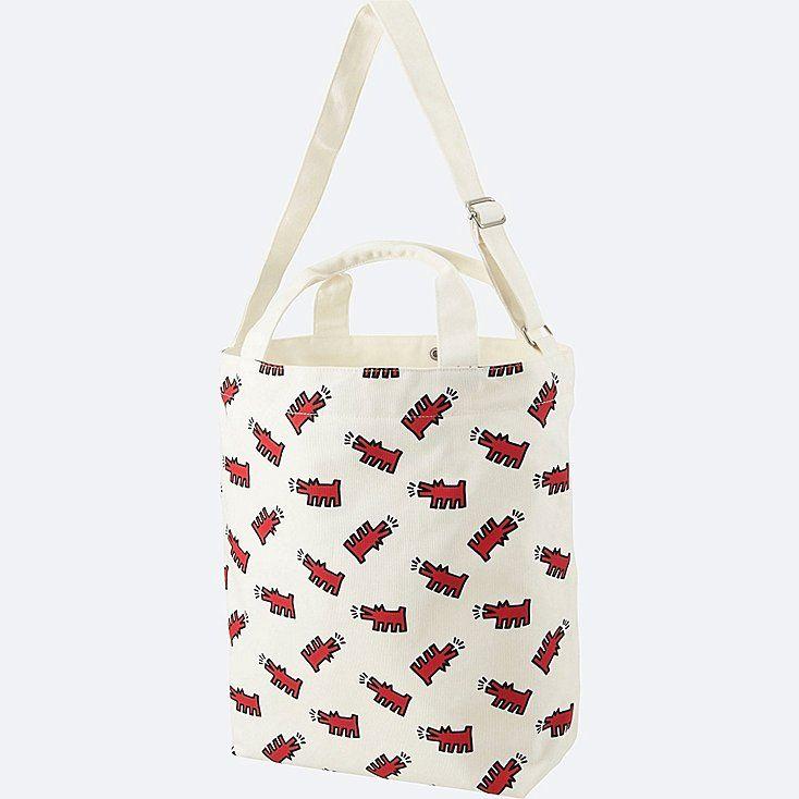 SPRZ NY Tote Bag (Keith Haring)   Artist bag, Tote bag