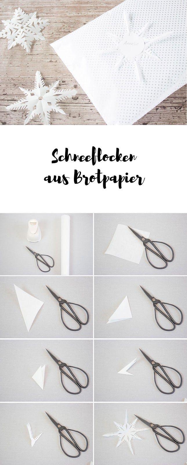 * 16 * Schneeflöckchen Geschenke | ars textura – DIY-Blog
