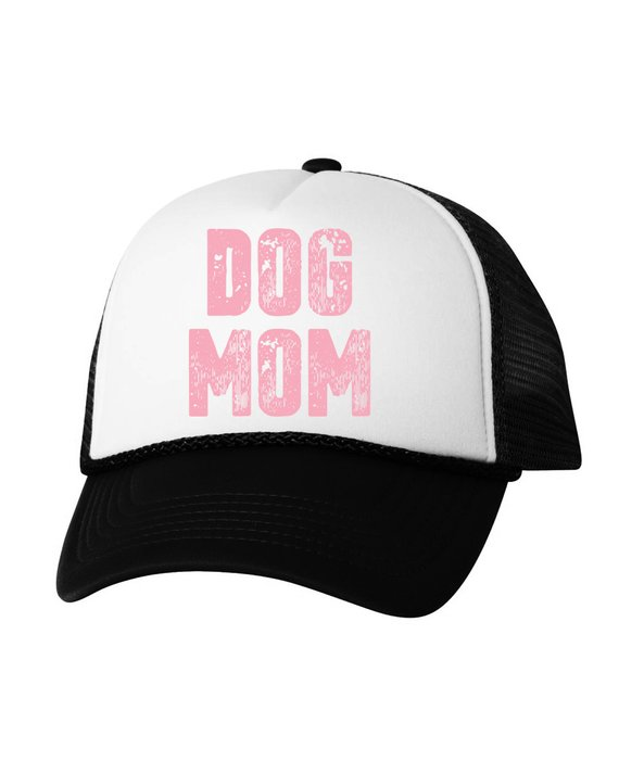 b9d514250e7 Dog Mom Hat Dog Mom Gifts for Women Mother s Day Gifts Dog Mama Trucker Hat  Proud Mom of Dogs Mom Gi