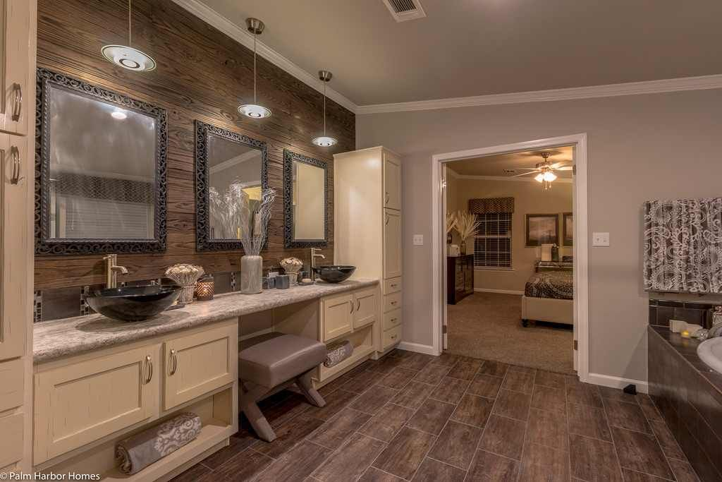 layout like sinks/counters across from bathtub | master bathroom ...