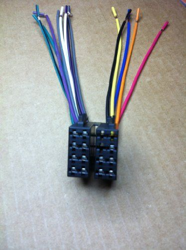 Damaged Wiring Harness