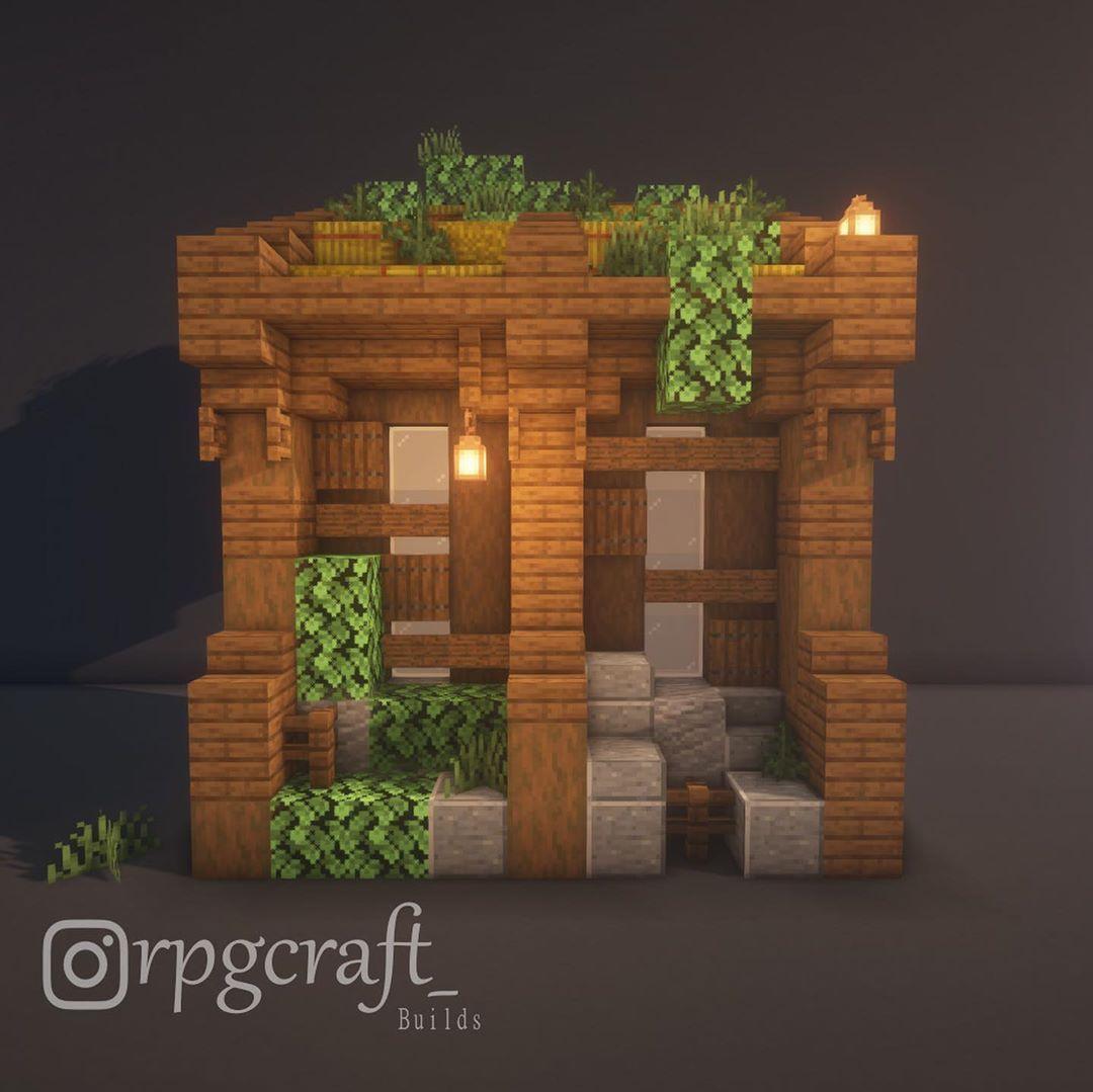 Minecraft Barn Design Tutorial Follow Me At Rpgcraft