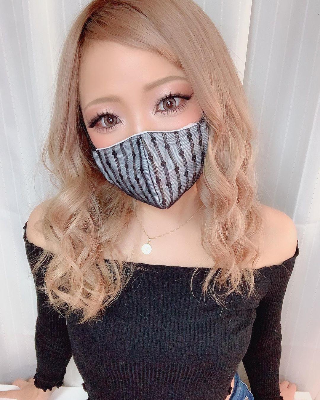 マスク みかん